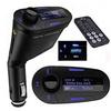 Wireless FM Transmitter Modulator USB SD MMC LCD Remote Car MP3 Player
