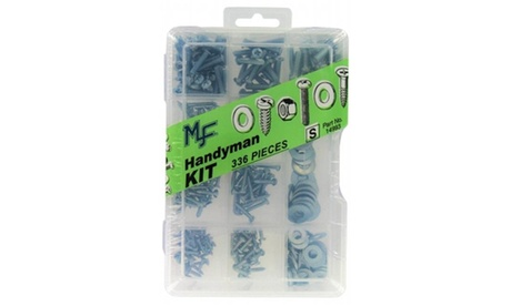 Midwest Fastener Corp Dc Handyman Assortment Kit photo