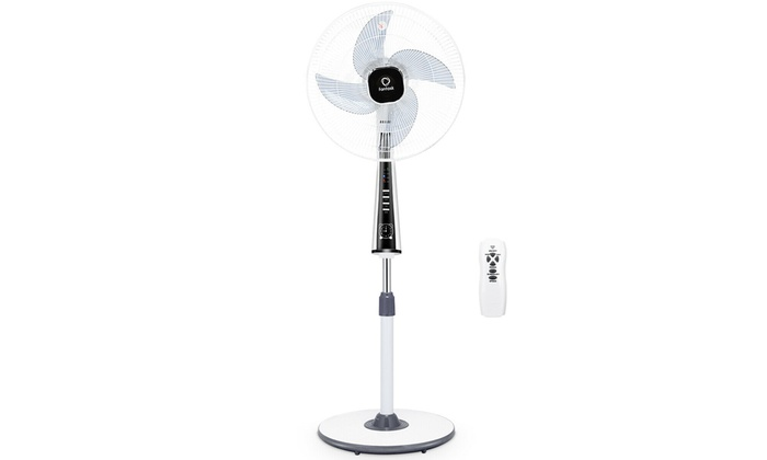 Up To 51% Off on Costway 15'' Pedestal Fan Sta    | Groupon