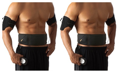 Full Body Electronic Muscle Toning Massager with Massage Belt 03b07d7c-736f-4f78-a4dd-516c71c653d1