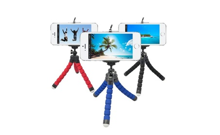 Mini Flexible Sponge Octopus Stand Tripod Mount 51bf8878-7ae3-4b86-a2ef-93118422a98e