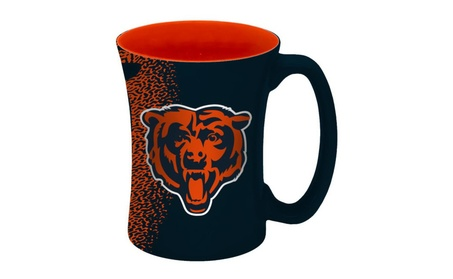 Chicago Bears Coffee Mug - 14 oz Mocha ad6ea1a8-a249-4ad2-a958-85060da8fec7