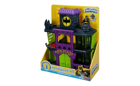 Fisher-Price Imaginext® DC Super Friends™ Arkham Asylum FDX24 424356a3-3326-4d79-b0db-ea7cd8745595