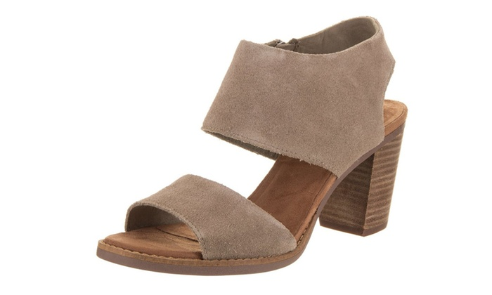 TOMS Womens Majorca Cutout Sandal