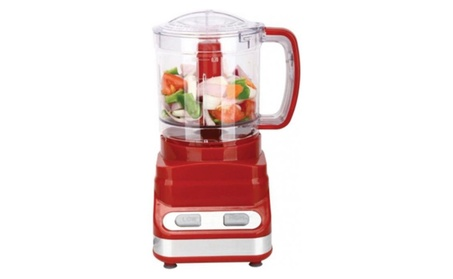 Brentwood Appliances FP-548 Food Processor 3 Cups - 24oz. - Red 6ac110ca-4c98-4e2b-b26d-8469106b10cb