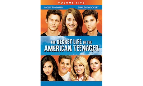 The Secret Life Of The American Teenager: Volume Five 7c769838-f110-4be4-809b-d66c459f8464