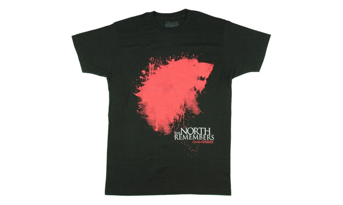 Game of Thrones King in the North vr for Men T-shirt