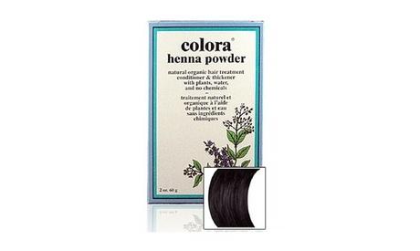 Colora Henna Powder Organic Hair Dye Color Treatment Conditioner, 2 oz 0065a2d6-0a8d-46fc-aafd-e971f2f6f824