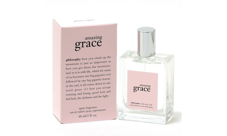 Philosophy Amazing Grace Eau de Toilette for Women (2 Fl. Oz.)