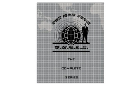 The Man From U.N.C.L.E. The Complete Series f6bb8c91-0aab-4c6f-9003-60c926bcb470