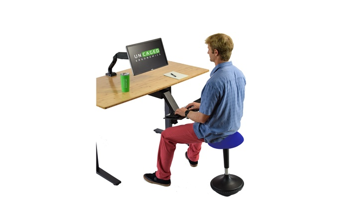 Amazing Wobble Stool Adjustable Height Standing Desk Stool Active Download Free Architecture Designs Embacsunscenecom