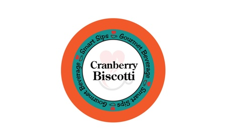 Cranberry Biscotti Coffee, Single Serve Cups for Keurig K-cup Machines bf82b456-046f-42c0-b804-bbc39f3e7a18