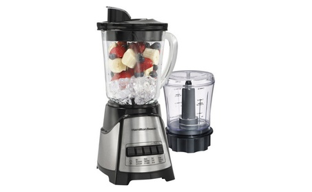 Hamilton Beach 2 Speed Blender with Food Chopper 58cc0276-9fc9-430f-8286-bca7abe3ded4
