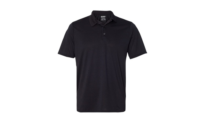 Gildan Performance Adult Jersey Polo 44800