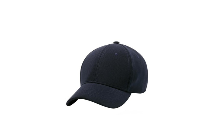Women's Baseball Cap Blank Hat Solid Color Velcro Adjustable