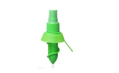 2pcs Lime Orange Sprayer Juice Extractor Juicer Fruit Spray Tool photo