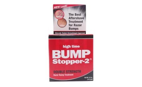 High Time Bump Stopper-2 Razor Bump Treatment 0.5 oz 3242312e-3f7b-4264-9f71-185fdb5d6b8d