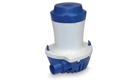 Shurflo 358-010-10 2000 Pump 12 VDC - 2000 GPH Bilge photo
