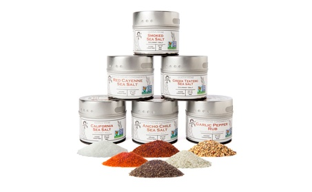 Finishing Sea Salts and Rub Collection ffa0cb6b-7e48-45ec-a2fc-7ceb481f188d