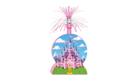 """Beistle Princess Centerpiece 15"""" - 12 Pack (1/Pkg) 2885a356-313f-46fd-b9da-57645fd57f3b"""