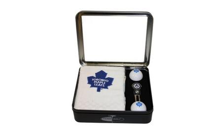 Toronto Maple Leafs Golf Gift Set 30dc672d-0c1a-4029-aae9-f49b7344eeca