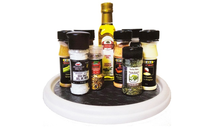 Non Skid Pantry Lazy Susan Turntable ...