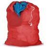 "Honey LBG-01162 24 X 36"" Red Mesh Laundry Bag"