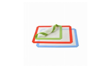 Reusable Non Stick Silicone Baking Mat for Freezers Large Size b1a0365a-ee8b-4314-bcd9-14fea6437328