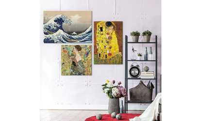World map groupon shop groupon master classics gallery wrapped canvas prints gumiabroncs Images