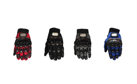 Pro-Biker Bicycle Motorcycle Motorbike Powersports Racing Gloves 55acbe46-8d9e-4d47-816e-99b6400ee99d