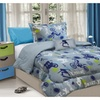 All American Collection New Childrens X-treme Sports Bedding Set
