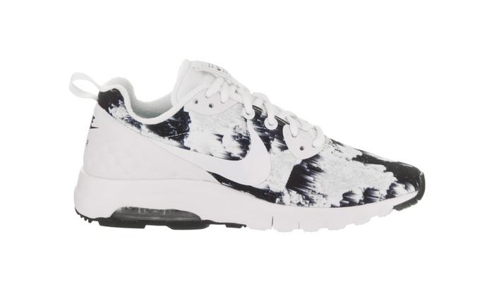 2298507cf5 Nike Women's Air Max Motion LW Print Running Shoe   Groupon