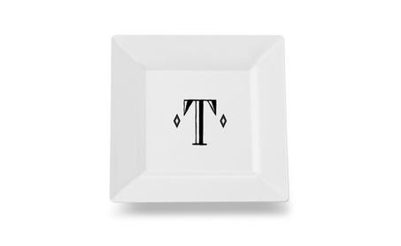 Carolines Treasures CJ1058-TSP115 Letter T Initial Monogram Retro photo
