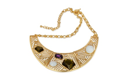 BOLD ARCH STATEMENT NECKLACE