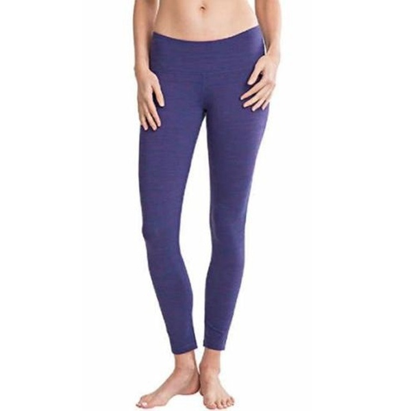 Bright Blue Tuff Athletics Women/'s High-Waist Active Tight Gray