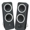 Logitech 980-000800 z200 Multimedia 2.0 Speakers