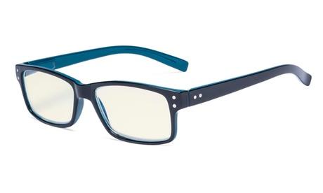 Eyekepper Computer Glasses UV Protection Anti Glare/Blue Rays Readers