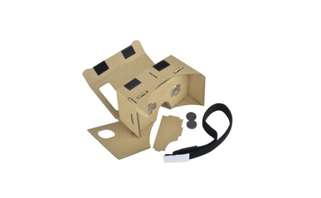 2pcs Cardboard 3D Virtual Reality Glasses bb58afe8-0406-4c49-b3e5-3724d9c726d4