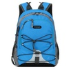 New Waterproof Bookbag School Bag Outdoor Nylon Material for Children