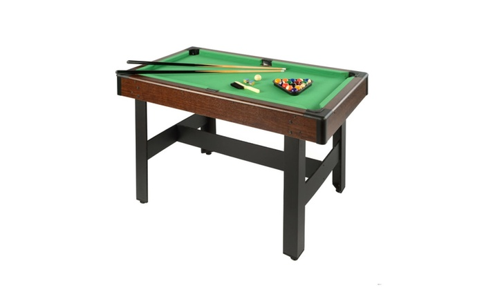 Voit Billiards Pool Table With Accessories Groupon - Pool table supply store near me