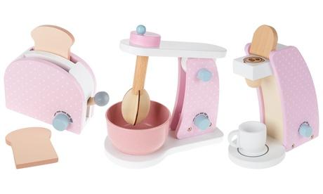 Hey! Play! Kid's Pretend Play Kitchen Appliance Toys photo