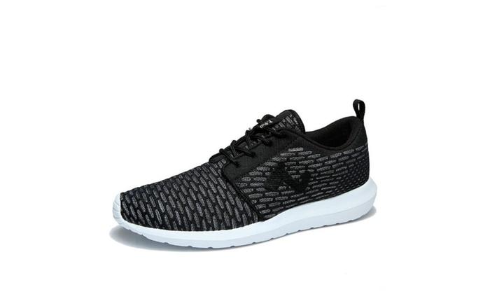 Men's Lattice Texture Running Shoes