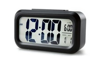 Digital Alarm Clock with LED Large Screen Backlight