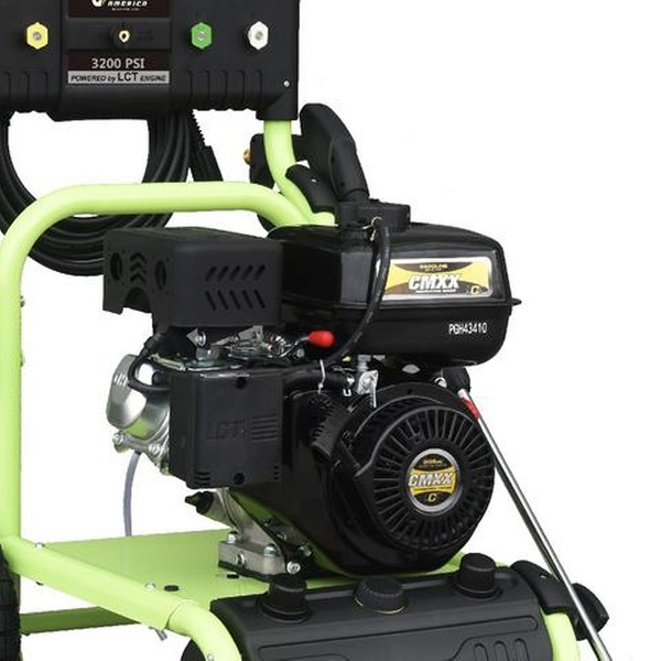 Green Power 3200 PSI Pressure Washer