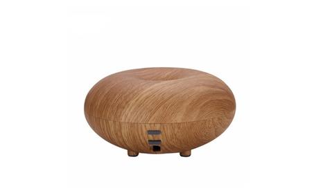 Wood Grain 140ml Aroma Essential Oil Diffuser & Ultrasonic Humidifier 9c5a610a-b158-429b-b0f5-c25f644bce1b