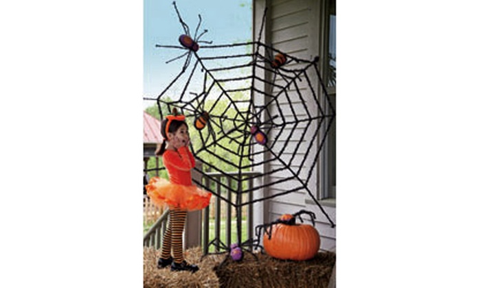 Giant Spider Decoration Canada