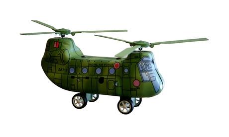 Alexander Taron Collectible Tin Toy - Helicopter cb2aa7e0-645e-4577-8bc1-053ad77baa6d