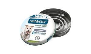 Seresto Flea-and-Tick Collar for Small Dogs