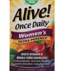 Nature's Way Alive! Once Daily Women's Multi-Vitamin Ultra Potency