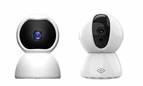 Wireless Security Camera 1080P HD WiFi Smart Surveillance Cameras Home Camera
